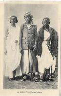 """DJIBOUTI OLD PC """"Menage Indigene"""" PC  UNUSED - Djibouti"""