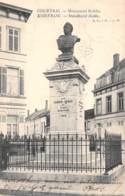 KORTIRJK - Standbeeld Robbe - Kortrijk
