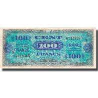 France, 100 Francs, 1945 Verso France, 1945, 1945, TTB, Fayette:VF25.9, KM:123d - Schatkamer