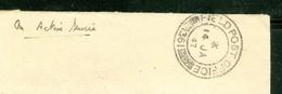 Courrier Militaire / Military Mail; Gold Coast 1947. Ghana / Gold Coast. Belles Oblitérations / Nice Cancels (0356) - Ghana (1957-...)