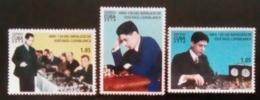 2583  Chess - Echecs - J R Capablanca - 2018 - MNH - Cb - 2,95 - Ajedrez