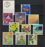 Japan 2017.06.07 Greetings, Japanese Paintings (used)⑤ - 1989-... Empereur Akihito (Ere Heisei)