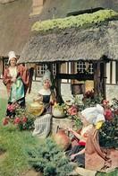 La Normandie Folklore Rencontre Au Vieux Puits (2 Scans) - Basse-Normandie