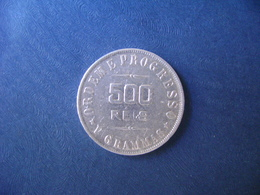 "BRAZIL / BRASIL - COIN ""500 REIS"", SILVER / PRATA , 1907 - Brazil"