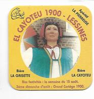 SOUS BOCK / 11 - GRISETTE EL CAYOTEU 1900 - Sous-bocks