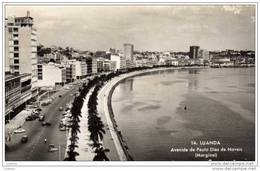 Luanda - Avenida De Paulo Dias De Novais ( Marginal ) - Angola - Angola