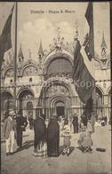 71568850 Venezia Venedig Piazza S.Marco Venezia - Unclassified