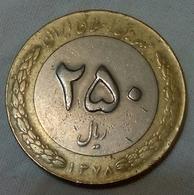Iran - 250 Rials -1378 (1999) - KM 1262 - XXF , Agouz - Iran