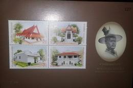 O) 2006 THAILAND, THON BURI PALACE, THRONE HALL - KING TAKSIN'S SHRINE - TWO CHINESE STYLE RESIDENCES - KING PINKLAO RE - Thailand