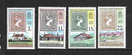 FALKLAND 1978 CENTENAIRE DU TIMBRE YVERT N°274/77 NEUF MNH** - Falkland
