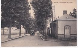 28 Eure Et Loir -  VOVES - Boulevard De La Gare - 1926 - France