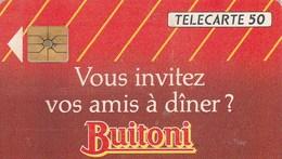 TELECARTE 50.....BUITONI - France