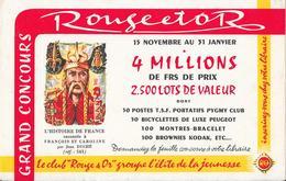 Grand Concours  RougeetOr : Du 15 Novembre Au 31 Janvier * 4 MILLIONS De Frs De Prix - Stationeries (flat Articles)