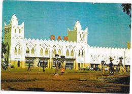 BOBO-DIOULASSO - HAUTE VOLTA - La Gare - 18/05/2019 - - Cartes Postales