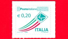 Nuovo - MNH -  ITALIA - 2010 - Posta Italiana - Busta Che Spicca Il Volo - 0.20 - 6. 1946-.. Repubblica