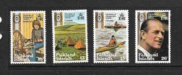 FALKLAND 1981 DUC D'EDIMBOURG YVERT N°327/30 NEUF MNH** - Falkland
