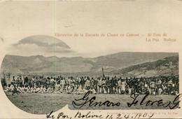 BOLIVIE(LA PAZ) MILITAIRE - Bolivia