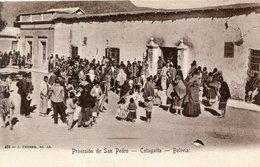 BOLIVIE(COTAGAITA) PROCESSION - Bolivia