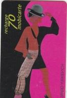 MOBICARTE...RECHARGE 70...ARNETTE - France