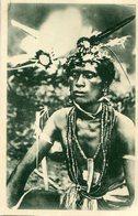 NOUVELLE GUINEE(TYPE) CAROLINES(SORCIER) - Papua New Guinea