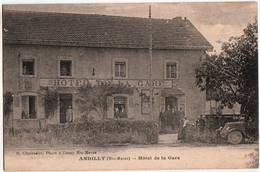 ANDILLY-HOTEL DE LA GARE - Autres Communes