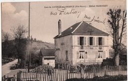LA FERTE SUR AMANCE-HOTEL MORISOT - Autres Communes