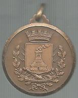 Garibaldi, Mentana, Primo Centenario Battaglia Garibaldina 1867-1967, Ae. Dorato Gr. 10, Cm. 2,7. - Italia
