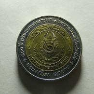 Thailand 10 Baht 2000 - Thailand