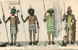 SALOMON_BORNEO_ILE DE SAN_ILE DE CHRISTOVAL_ILE VITI_NOUVELLE GUINEE - Salomon