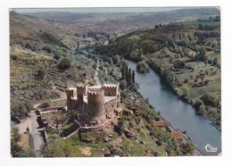 03 Château Féodal De CHOUVIGNY Postée à Pionsat En 1974 Ancien Fief De La Famille Lafayette Vallée De La Sioule - Zonder Classificatie