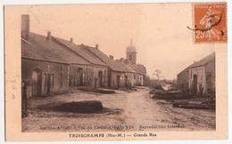 TROISCHAMPS-GRANDE RUE - Autres Communes