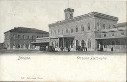 6-BOLOGNA-STAZIONE FERROVIARIA - Stazioni Senza Treni