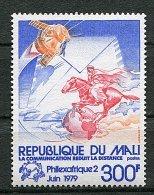 Mali ** N° 336 - Philexafrique. (cavalier) - Mali (1959-...)