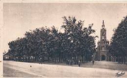 PAS DE CALAIS - 62 - NOEUX LES MINES - Eglise Sainte Barbe - Noeux Les Mines