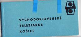 Quo-  Slovaquie  Carnet De 12 Cpsm  KOSICE  ** - Slovacchia