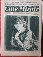 Revue Ciné Miroir N°25 (1er Mai 1923) Sandra Milovanow - Gentleman Du Ring - Books, Magazines, Comics