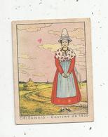 Chromo, ORLEANAIS , Costume De 1830 - Cromo