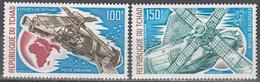 CHAD   SCOTT NO .C155-56   MNH   YEAR  1974 - Tschad (1960-...)