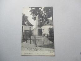 CP Lamothe Fénelon - Monument Aux Morts - Frankrijk