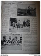 1902 CONCOURS HIPPIQUE INTERNATIONAL DE SPA - PRINCESSE CHARMINE - Livres, BD, Revues