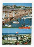 Rimini - Cartolina Multipanoramica - Animata - Non Viaggiata - (FDC15484) - Rimini
