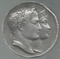 Parma, Napoleone/Maria Luigia, Napoleon François Joseph Charles Roi De Rome, XX Mars 1811, Ag. Gr. 21, Cm. 3. - Monarchia / Nobiltà