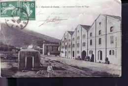 Bastia,les Anciennes Usines Toga - Bastia
