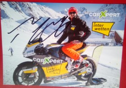 Thomas Luthi (Motorcycle Racing) - Authographs