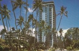 HAWAII - The New Waikiki Tower - United States