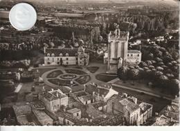 17 -Très Belle Carte Postale Semi Moderne De  PONS  Vue Aérienne - France