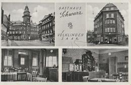 ALLEMAGNE - VOLKLINGEN - Gasthaus Schwarz - Other