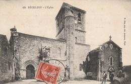 BECELEUF (79) L'Eglise - Other Municipalities