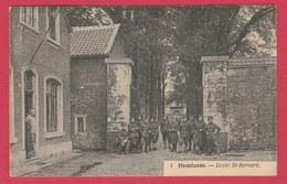 Hemiksem / Hemixem - Dépôt St.-Bernard - 1924 ( Verso Zien ) - Hemiksem