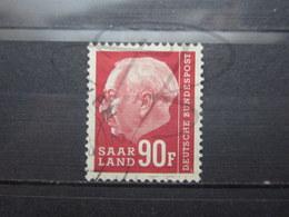 VEND BEAU TIMBRE DE SARRE N° 407 !!! - 1957-59 Federazione